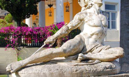 Palatul Achilleion Corfu