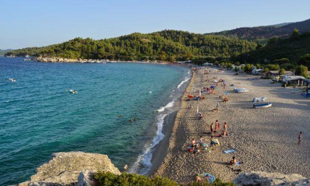 Plaja Armenistis Sithonia