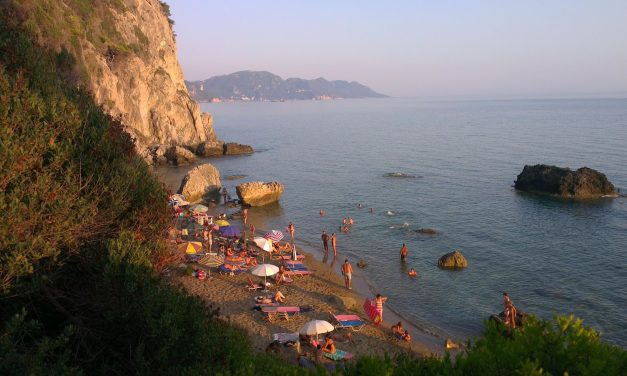 Mirtiotissa Beach Corfu