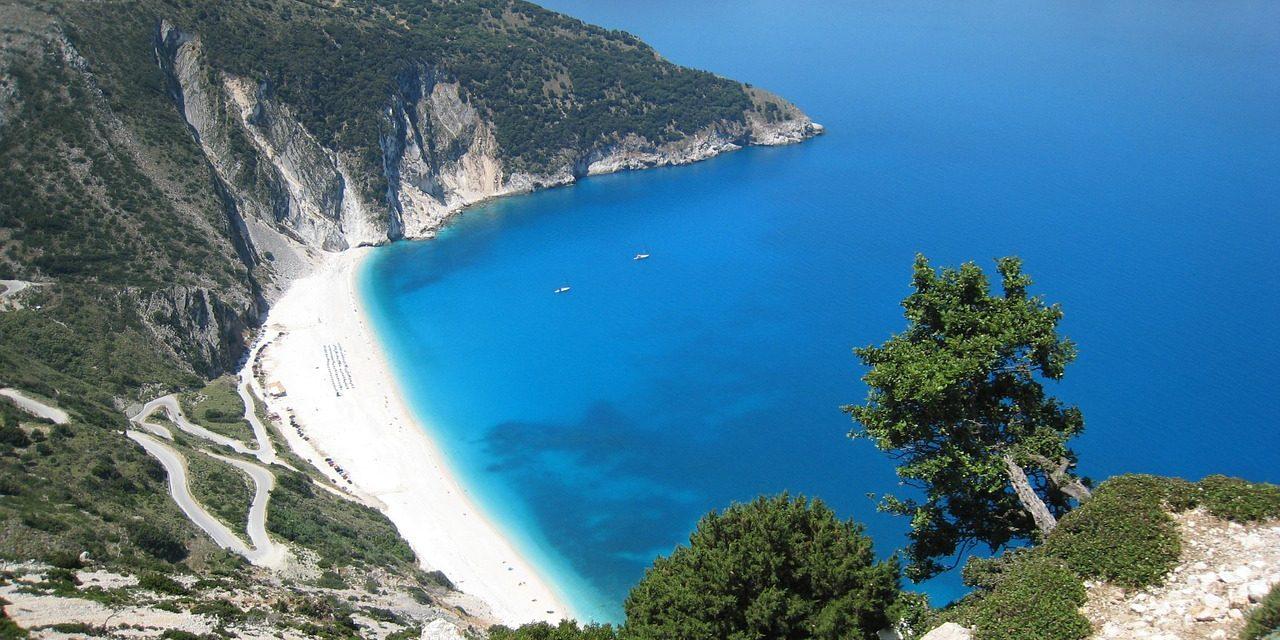 88 de plaje fermecatoare din insula Kefalonia