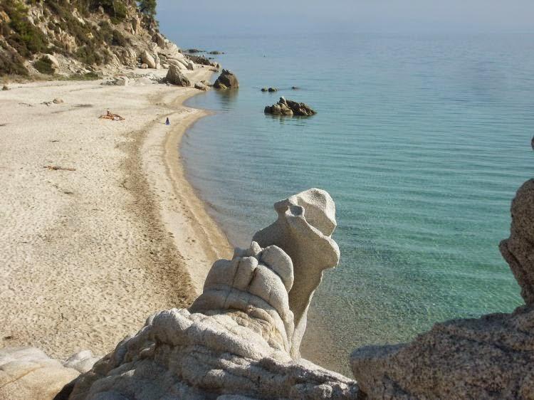 Fava Beach Sithonia